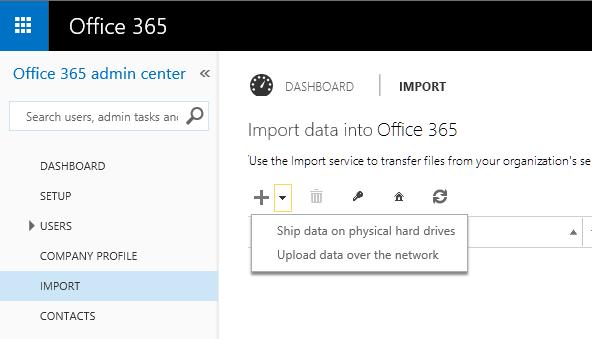 click-import