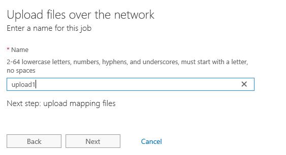 Run Windows Azure Storage Tools AzCopy to Export Mailboxes