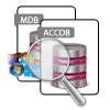 open mdb and accdb