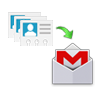 import nsf contacts in gmail