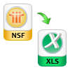 export nsf address book to excel