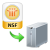 Migrate NSF to Exchange Server