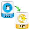 Save Exchange Database to PST
