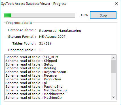 Access Database Viewer - Freeware Tool to Open & Read MDB or