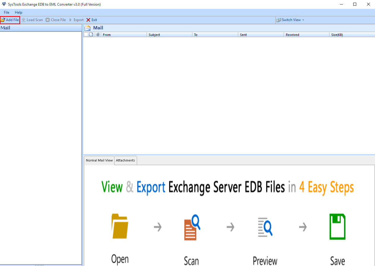 add exchange files